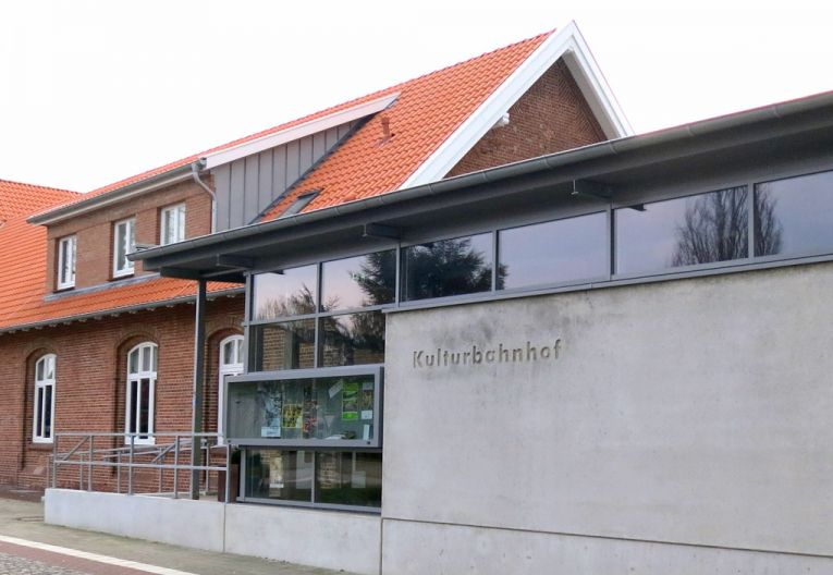 Kulturbahnhof Cloppenburg im Oldenburger Münsterland