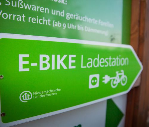E-Bike Ladestationen im Oldenburger Münsterland