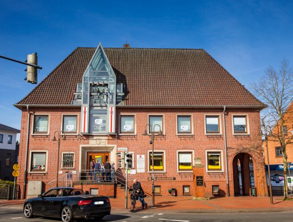 FRI Postgeschichtliches Museum Friesoythe im Oldenburger Münsterland