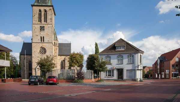 Bakum im Oldenburger Münsterland