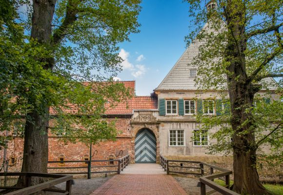Kloster Burg Dinklage im Oldenburger Münsterland